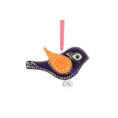 Интерьерная подвеска «Сказочная птица»