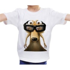 Детская футболка Скрэт