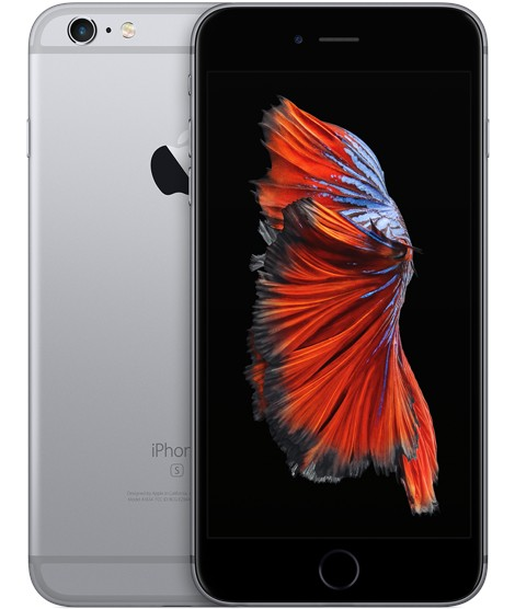 Мобильный телефон Apple iPhone 6s Plus 64Gb Space Gray
