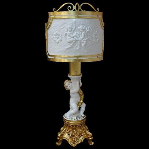 Настольная лампа Мальчик