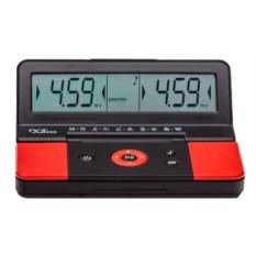 Черно-красные шахматные часы DGT 960