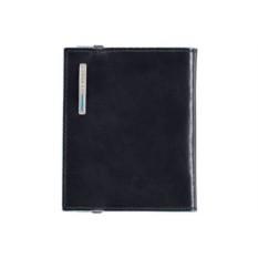 Синий чехол для кредитных карт Piquadro Blue Square
