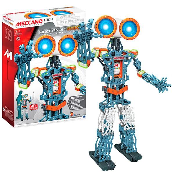 Конструктор Meccano Робот Меканоид