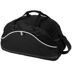 Черная спортивная сумка Panacea