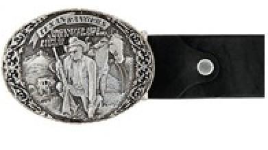 Ремень с пряжкой West Texas Ranger