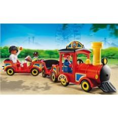 Конструктор Playmobil Summer Fun Детский поезд