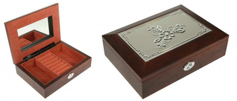 Шкатулка для ювелирных украшений Petalo