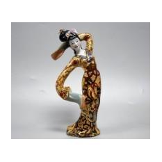 Фарфоровая статуэтка ''Красавица Востока''