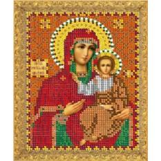 Набор для вышивания Пресвятая Богородица Смоленская