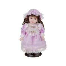 Фарфоровая кукла Нэнси с мягконабивным туловищем