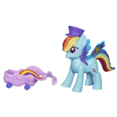 Кукла Hasbro My Little Pony Летающая пони с аксессуарами