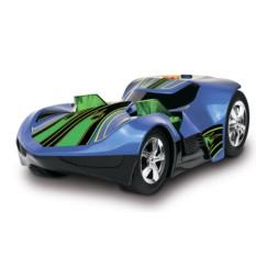 Синяя электромеханическая машинка Toy State Hot Wheels