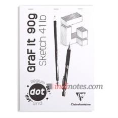 Блокнот формата А4 Clairefontaine GraF