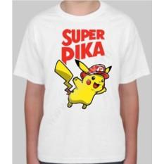 Детская футболка Super pika