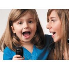 Подарочный сертификат Урок пения для детей