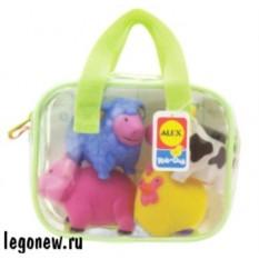 Игрушки для ванны Ферма