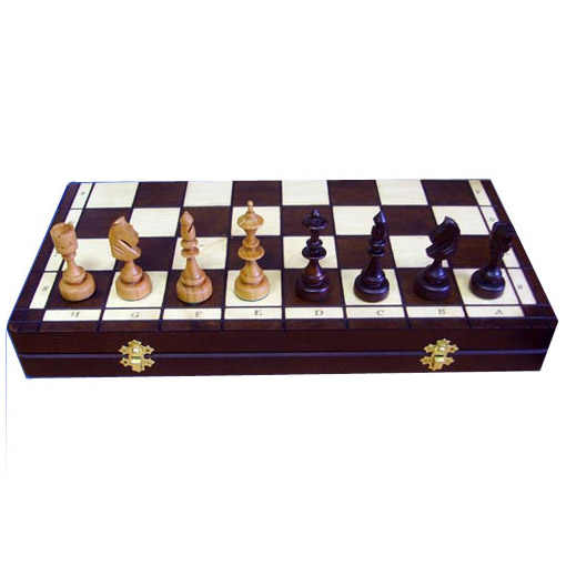 Шахматы деревянные «Индийские мотивы»