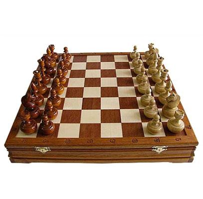 Шахматы «Неваляшки»