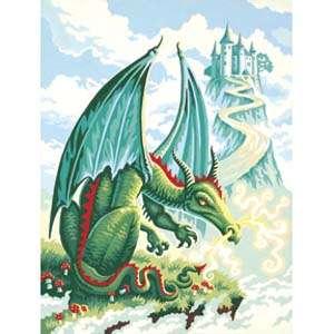 Набор для раскрашивания. Dragon Land