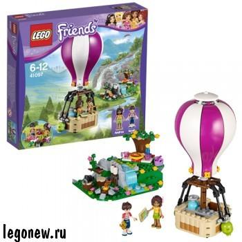 Конструктор Воздушный шар Lego