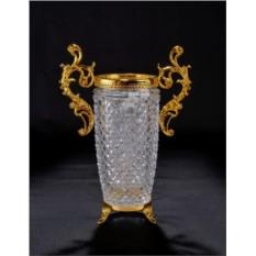 Хрустальная ваза Амфора