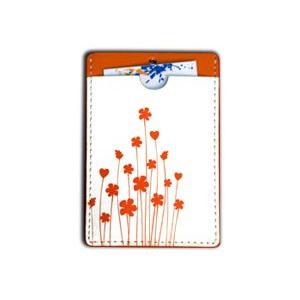 Визитница «Цветок»