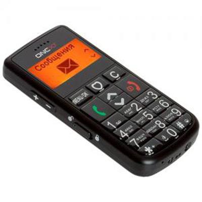 Телефон мобильный «С большими кнопками»
