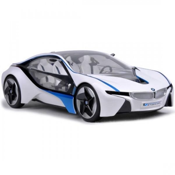 Радиоуправляемая машина Белая BMW VED