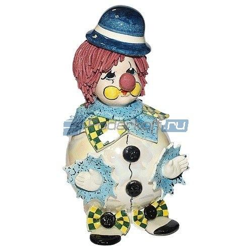 Копилка Маленький клоун в котелке