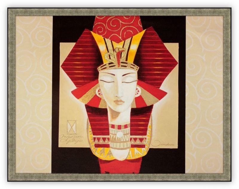 Постер Маска королевы (Joadoor)