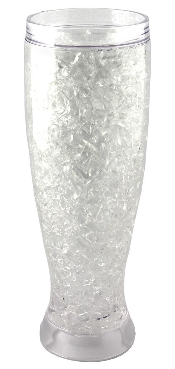 Прозрачный Ледяной бокал