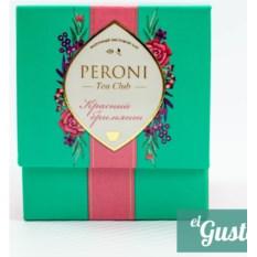 Чёрный листовой чай Peroni Tea Funny Красный бриллиант