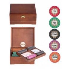 Набор для покера Ceramic VIP