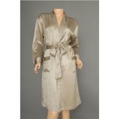 Элитный шёлковый халат от Catherine Denoual Maison