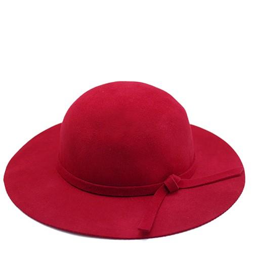 Шляпа Broadbrim (красная)