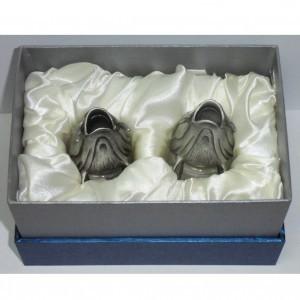 Набор стопок из 2 штук Карп в подарочной коробке