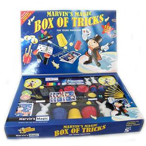 Коробка с фокусами