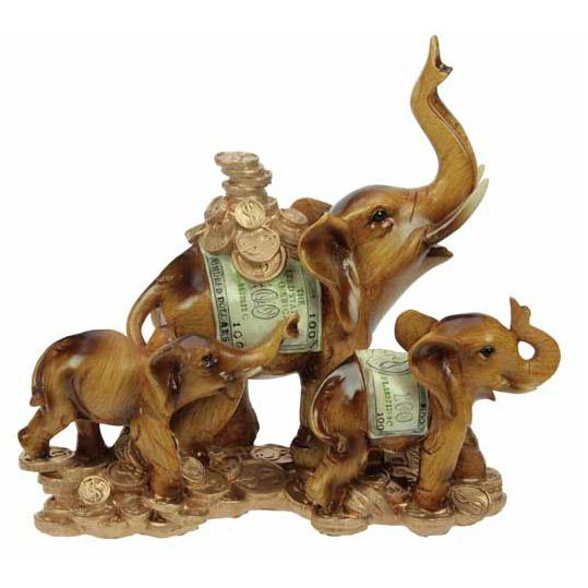 Статуэтка «Слоны»