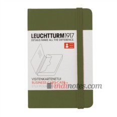 Визитница Leuchtturm1917 Business Card Case