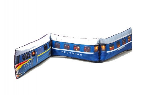 Подушка Поезд релакс-экспресс