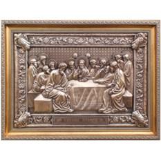 Картина из металла Тайная вечеря