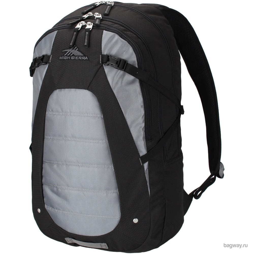 Черно-серый рюкзак Daypacks от High Sierra