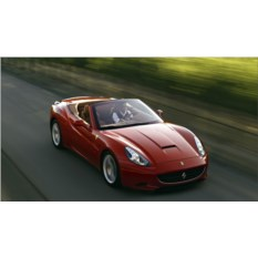 Поездка на Ferrari California по МКАД в течении 2 часов