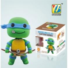 Супергеройский пластилин «Леонардо»