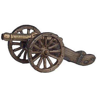 Франзцузская пушка 6 -12 (форма для литья)