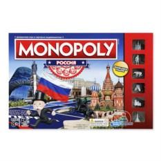 Настольная игра «Монополия. Россия»