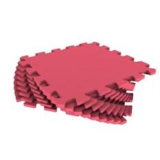 Розовая игрушка для детской комнаты Мягкий пол