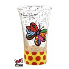 Рюмка Britto из коллекции Butterfly