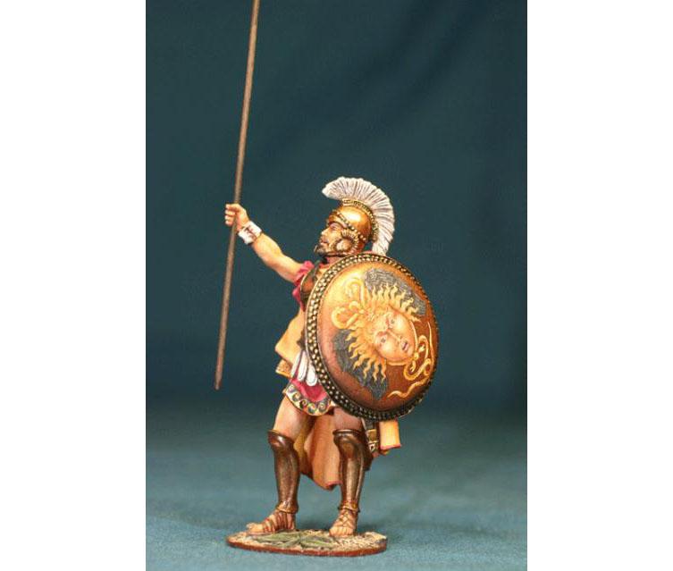 Оловянный солдатик: грек