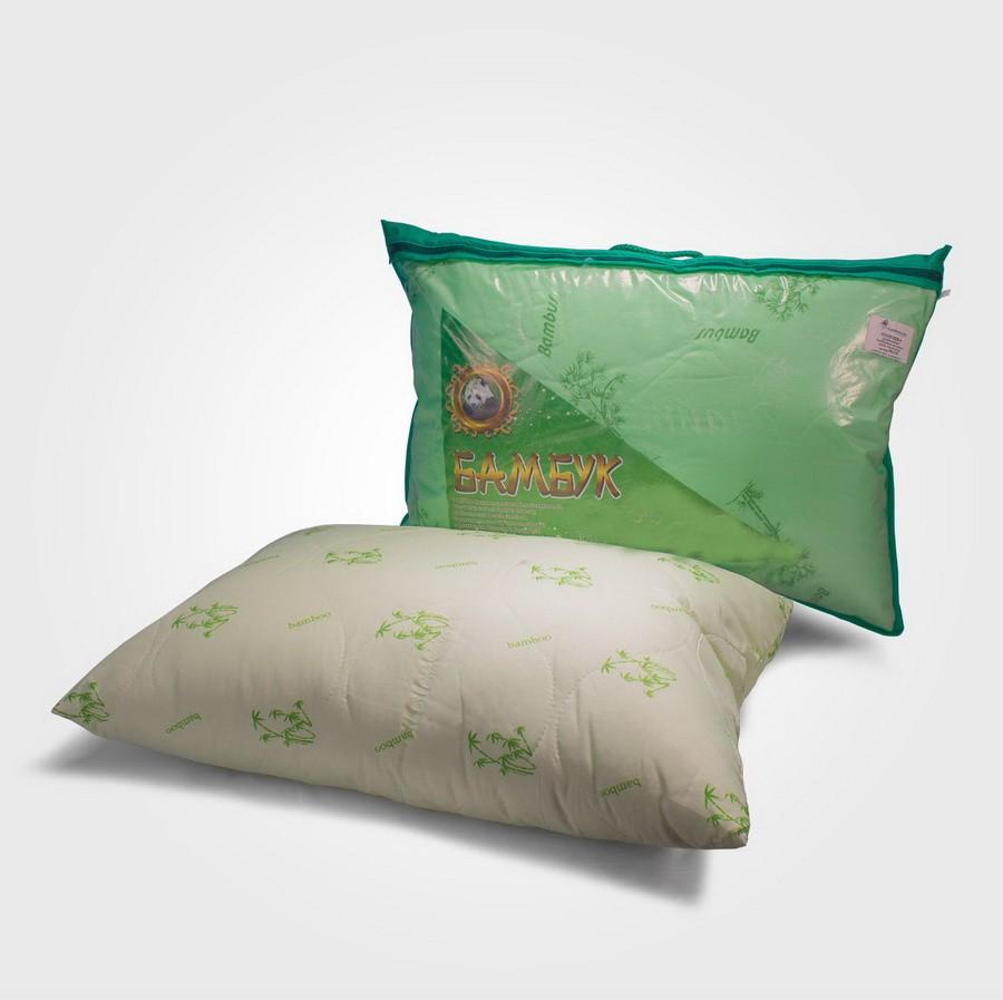 Подушка на молнии Сладкий сон (бамбук, полиэстер)